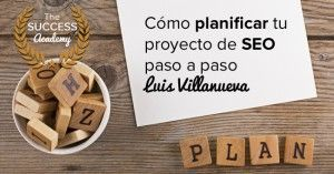 Planificar proyecto SEO